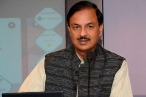 Ram Mandir will be constructed: Mahesh Sharma