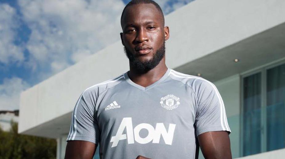 on sale 05795 66438 Manchester United sign Romelu Lukaku - The Statesman