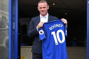 I used to wear Everton's pyjamas at home, says Wayne Rooney