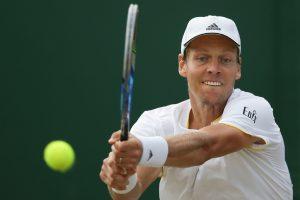 Wimbledon 2017: Tomas Berdych ends Dominic Thiem's run