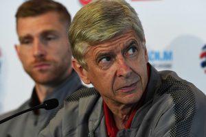 Arsene Wenger refuses to deny Arsenal's interest in Kylian Mbappe