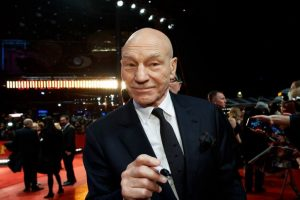 I think about death every day: Patrick Stewart