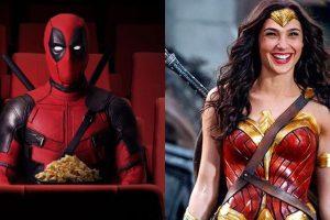 'Deadpool's Ryan Reynolds congratulates 'Wonder Woman' on collections