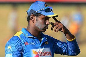 Sri Lanka drop Mendis for India tour, skipper Angelo returns