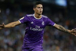Bayern Munich sign James Rodriguez on loan deal from Real Madrid