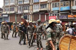 Darjeeling unrest: GJM activists clash with police