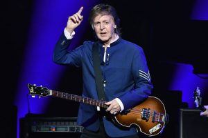 Both John Lennon and I wrote 'Being for the Benefit of Mr Kite!': Paul McCartney