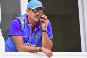 People in India are happy when we lose: Ravi Shastri