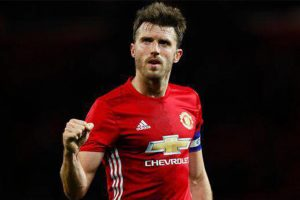 Manchester United name Michael Carrick captain