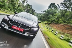 Volvo V90 Cross Country launched at Rs.60 L