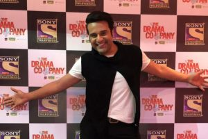 Krushna wants Big B to come on his show 'The Drama Company'