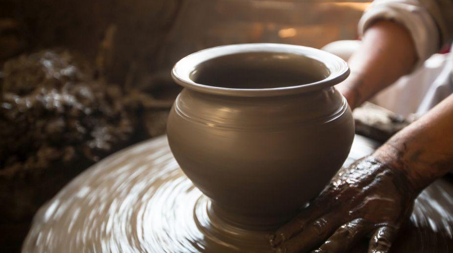 Carbon dating ceramics