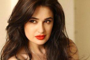 Yuvika Chaudhary's 'mehendi' moment