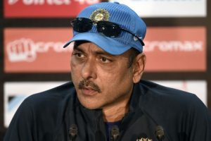When you come to my country, never question the pitches: Ravi Shastri
