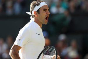 Wimbledon 2017: Roger Federer schools Milos Raonic; injured Novak Djokovic pulls out
