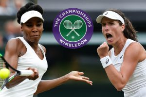 Wimbledon 2017: Venus stands in way of Konta's history bid