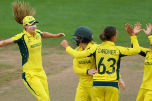 Women's World Cup: India suffer 8-wicket loss to Australia