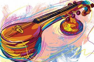Musical tribute to a Guru