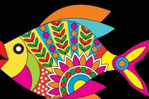 Vibrant art traditions