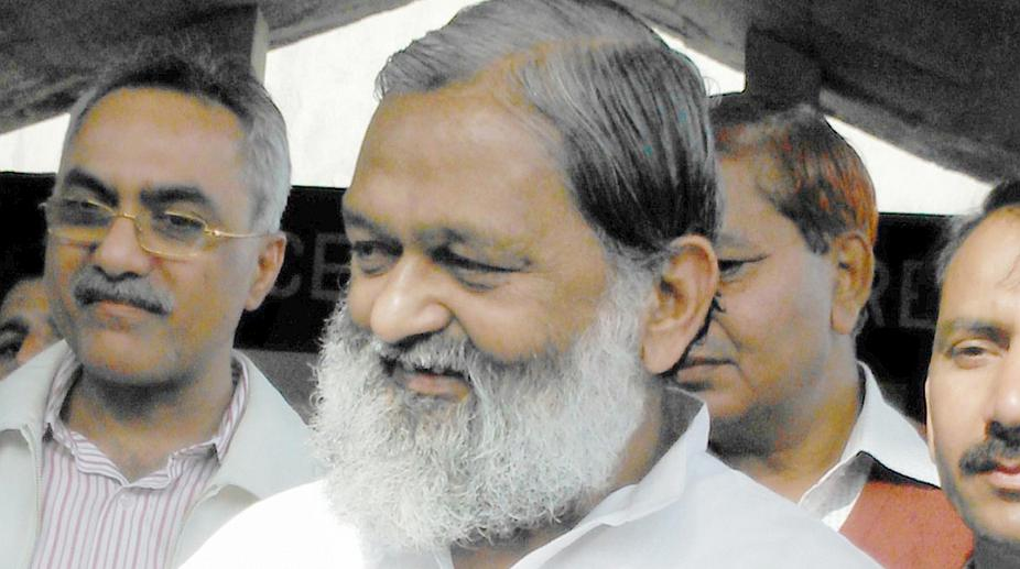 Anil Vij, Haryana, Sports and Youth Affairs