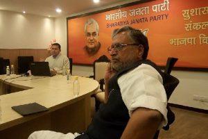 No tie up with JD-U: Sushil Modi