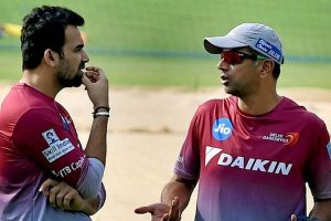 Zaheer Khan's appointment, like Rahul Dravid, is tour specific
