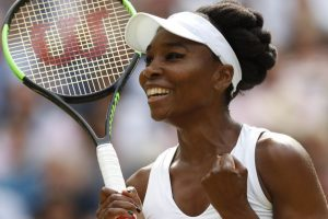Masterful Venus oldest Wimbledon finalist for 23 years