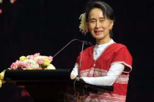 Suu Kyi isn't the only hypocrite