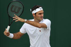 Wimbledon 2017: Roger Federer steps into land of the giants