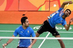 Canada Open: Manu-Sumeeth reach quarters, Prannoy loses