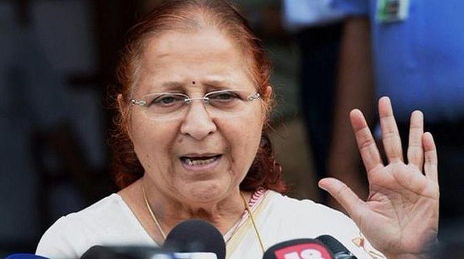 Women empowerment, Lok Sabha Speaker, Sumitra Mahajan, International women's Day