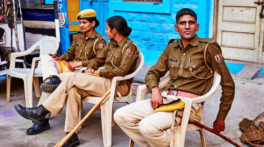 Gujarat, Police stations, Law and Order