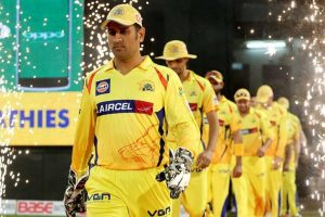 MS Dhoni to play for Chennai Super Kings in IPL 2018?