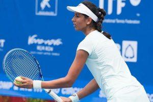 Karman shocks world number 134 Liu in ITF event in China