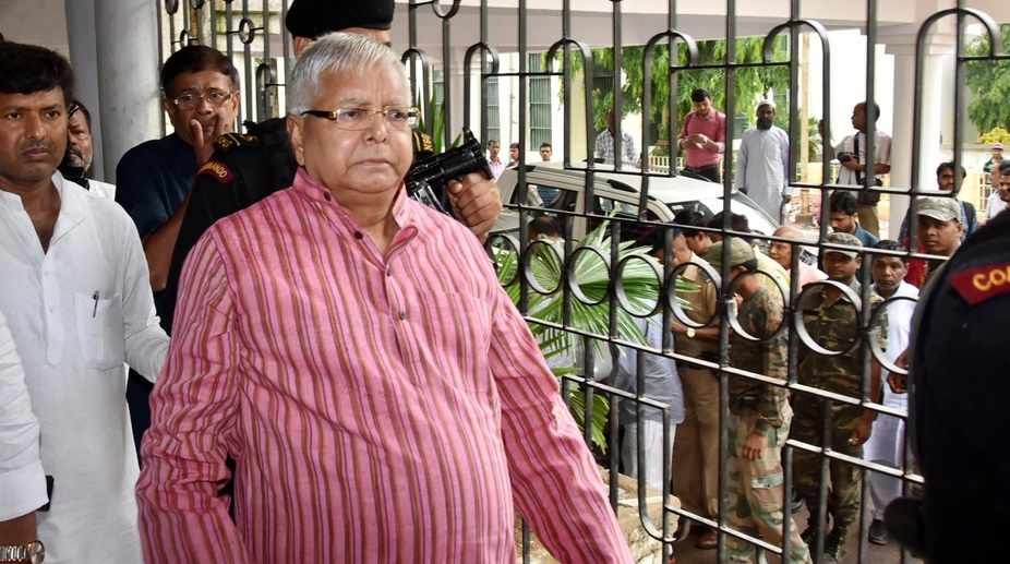 Fodder case, Ranchi Court, RJD Chief, Lalu Prasad, Blessings