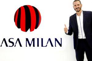 AC Milan agree shock deal for Juventus defender Leonardo Bonucci