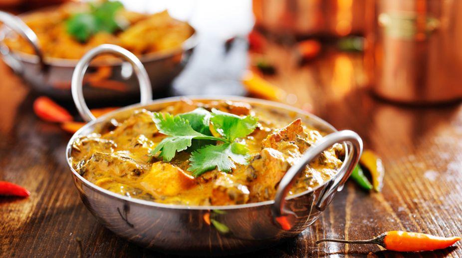 On a Platter: Kashmiri Dum Aloo