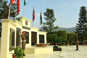 Counter Insurgency Force celebrates Raising Day