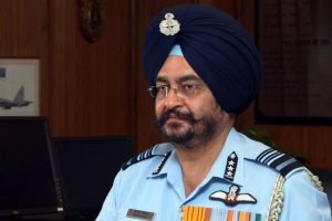IAF chief to begin France visit from Monday