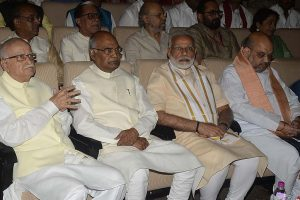 All set for election of next President: NDA nominee Kovind has clear edge