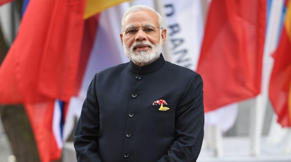 PM Narendra Modi, GST