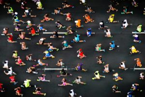 Hundreds participate in 'Inclusive Run'