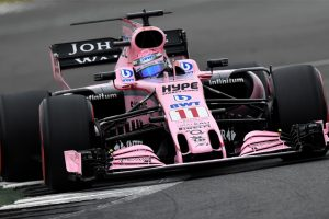 British Grand Prix: Double point finish for Force India