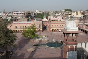 Goel appeals to LG to save heritage of Chandni Chowk