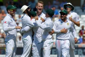 2nd Test: South Africa thrash England