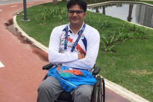 World Para Athletics Championships: Amit Saroha wins silver