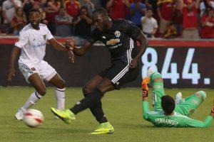 Romelu Lukaku off the mark as Manchester United edge Real Salt Lake