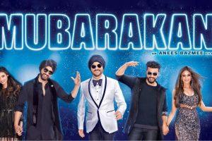 Mubarakan' was shot in the most beautiful Gurudwara in Europe