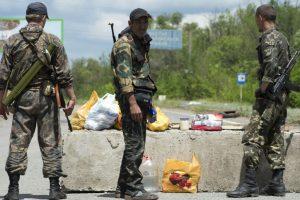 Ukrainian separatists proclaim a new state
