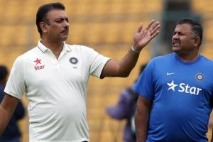 BCCI picks Bharat Arun as bowling coach, Shastri welcomes Dravid, Zaheer's inputs